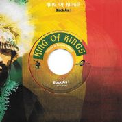 Black Am I - King Of Kings / Dub Mix (Ghetto Youths Int'l) 7""
